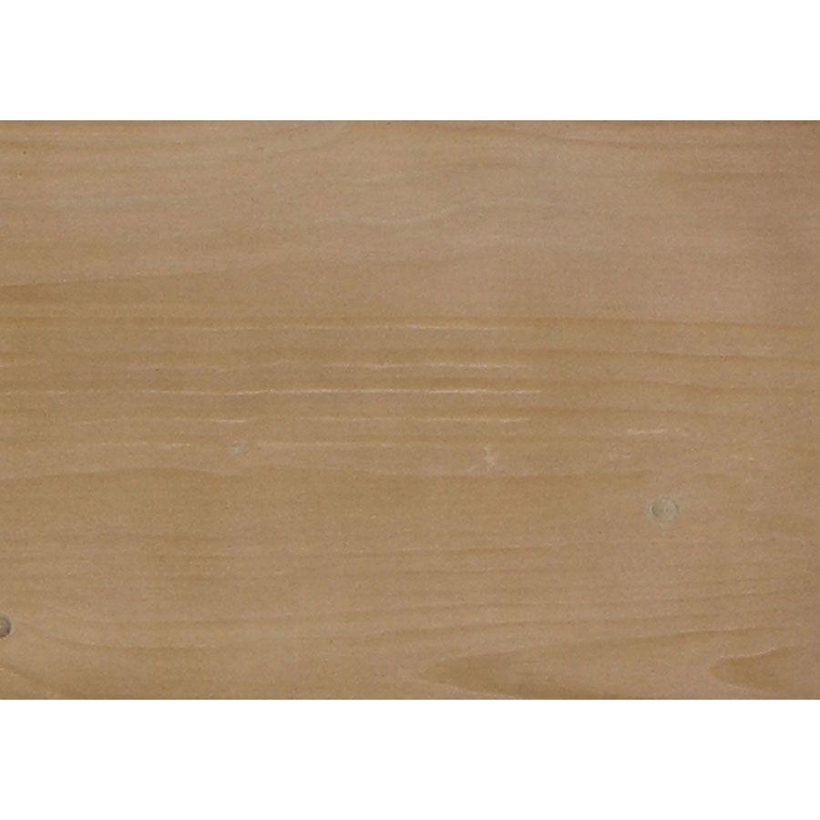 Table basse rectangulaire avec rangement en épicéa - First