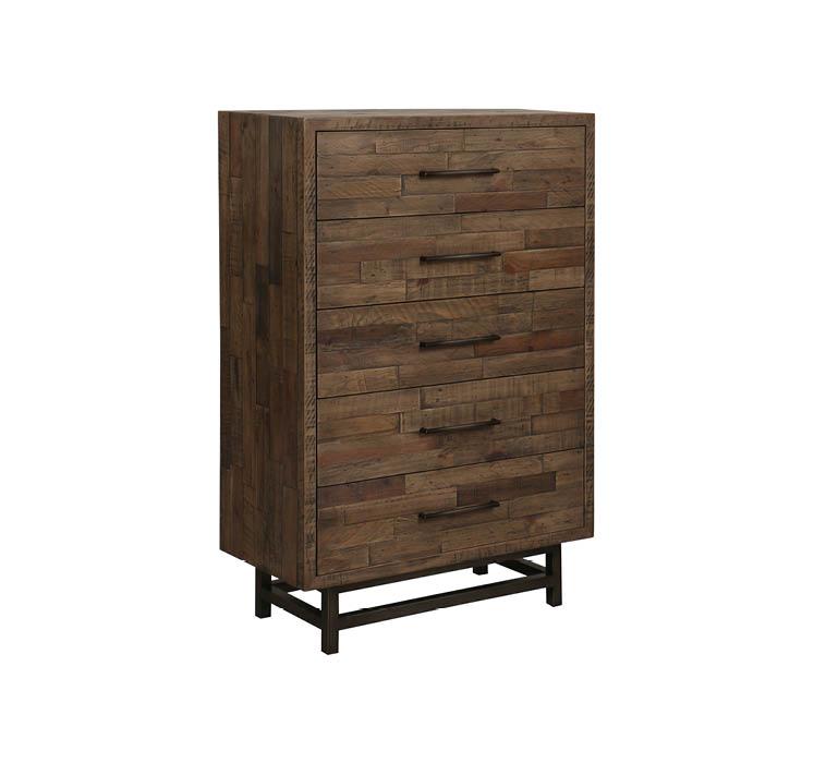 Découvrez le bois recyclé