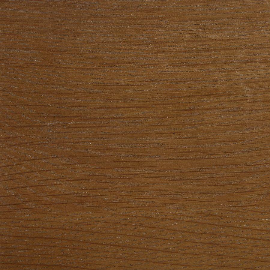 Lit 140x190 en chêne naturel fumé - Domaine
