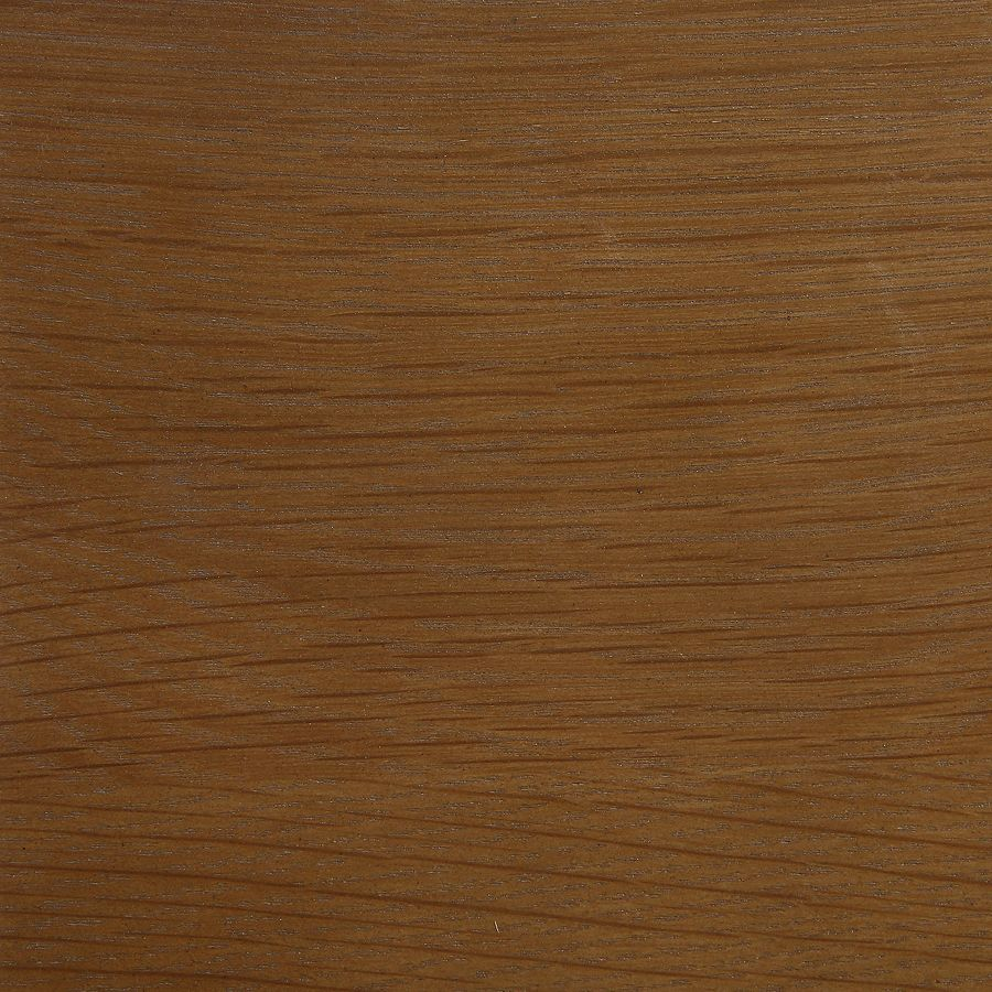 Lit 180x200 en chêne massif naturel fumé - Domaine