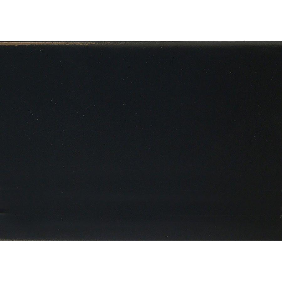 Table basse bleue rectangulaire avec rangement - Rivages