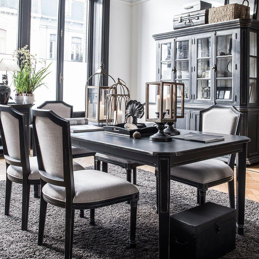 Table à manger extensible 4 à 8 personnes - Bruges