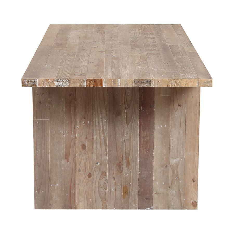 Table à manger en pin 6 à 8 personnes - Embruns