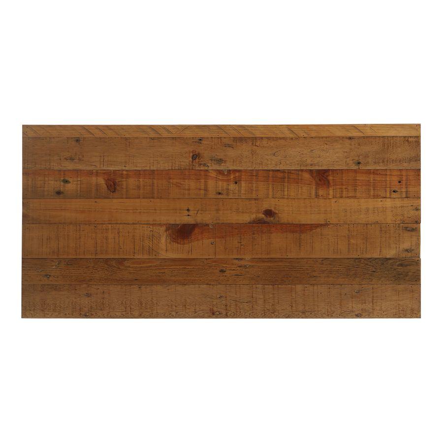 Commode 3 tiroirs en bois recyclé - Empreintes