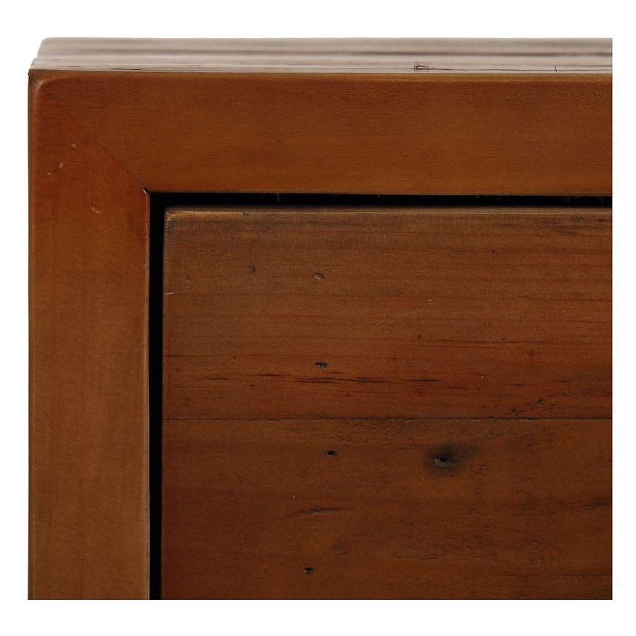 Commode chiffonnier en bois recyclé - Empreintes