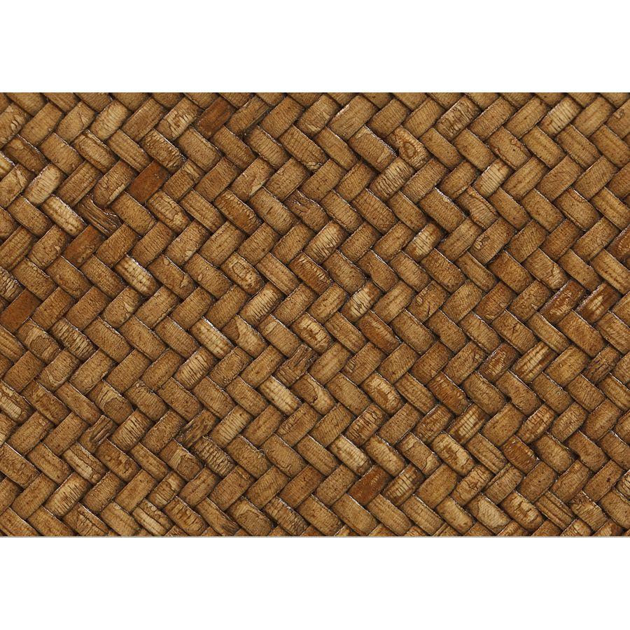 Fauteuil en tissu lin beige - Bornéo