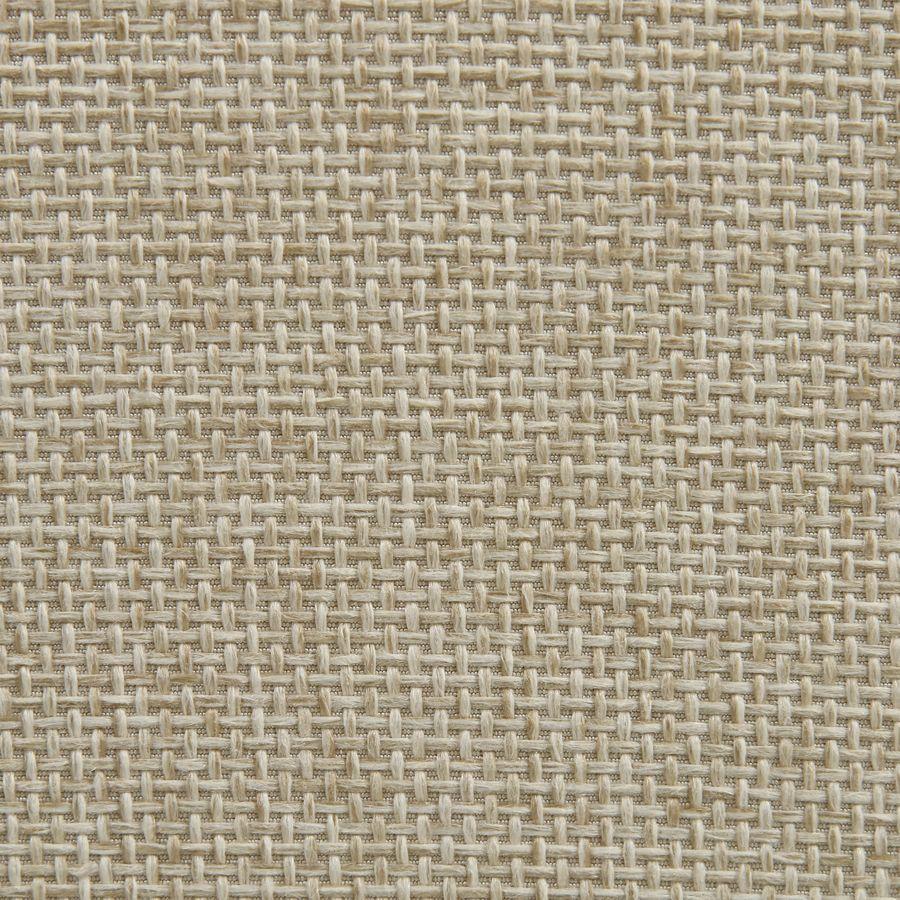 Fauteuil bergère en tissu ficelle - Césarine