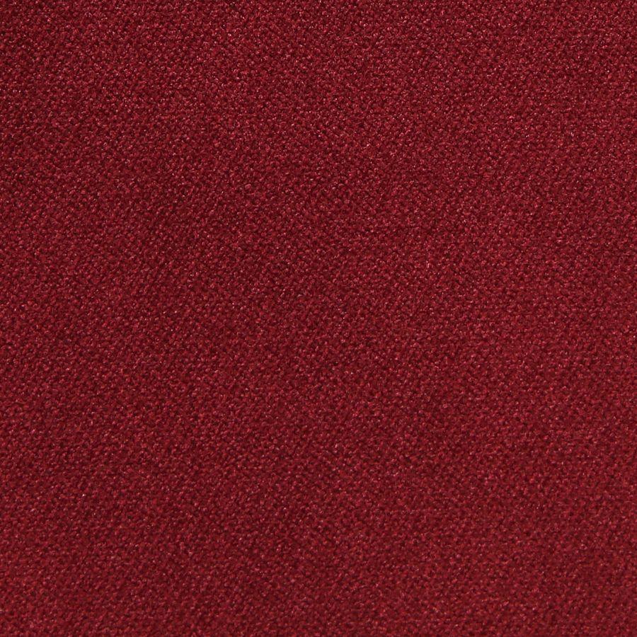 Fauteuil bergère en tissu velours lie de vin - Césarine