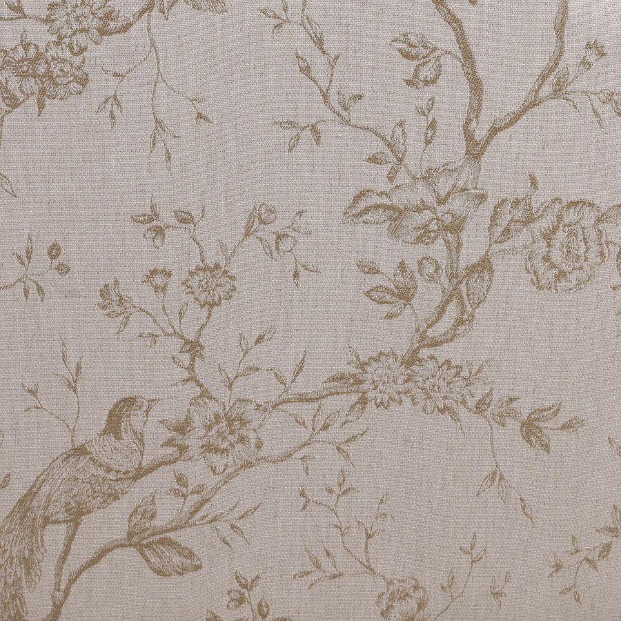 Banquette 2 places en frêne massif et tissu - Apolline