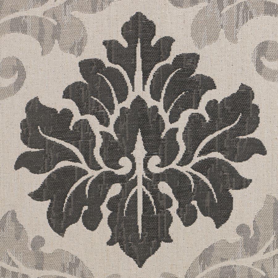 Banquette 3 places tissu arabesque - Constance