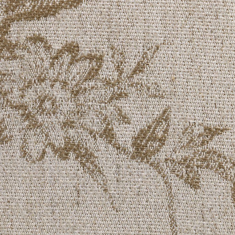 Fauteuil crapaud en tissu paradisier - Bastien