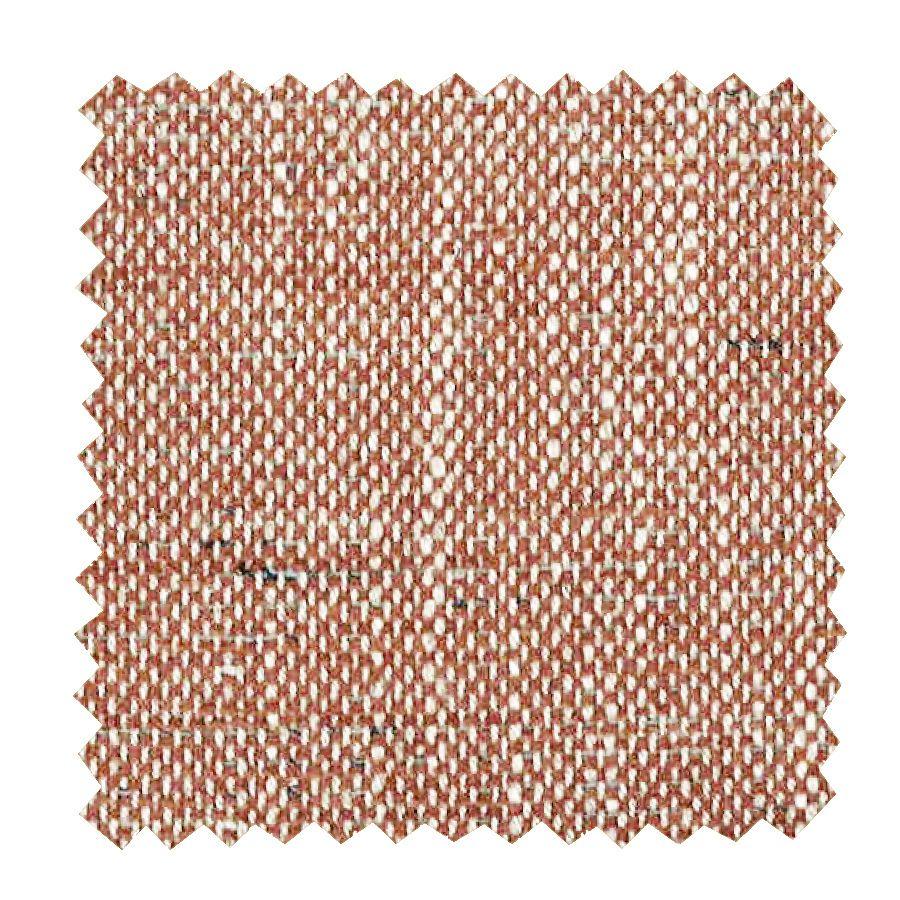 Tissu Orange briqué