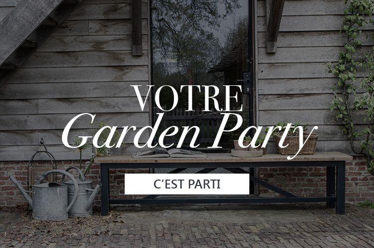 Votre Garden Party