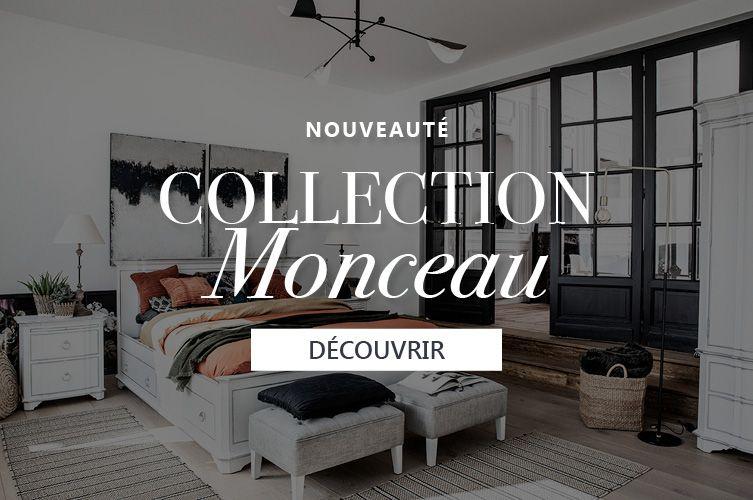 Nouvelle collection Monceau