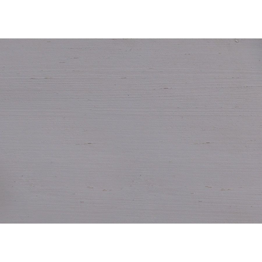 Billot cuisine en pin massif gris perle - Brocante