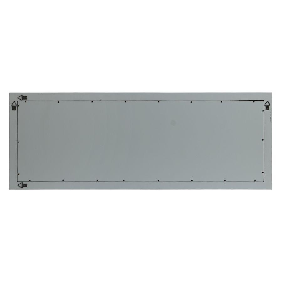 Miroir rectangulaire vert sauge