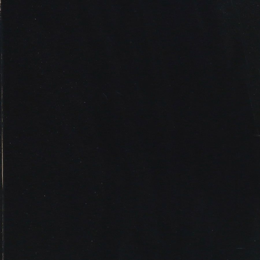 Table à manger extensible noir satiné – Rhode Island