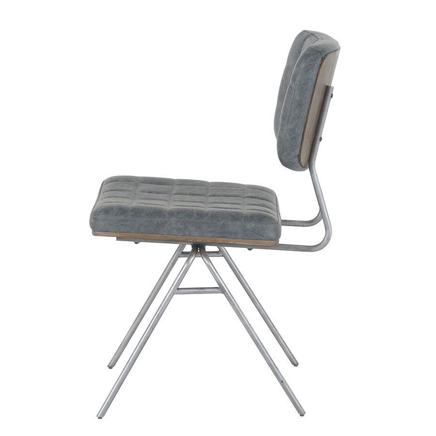 Chaise contemporaine - Minéral