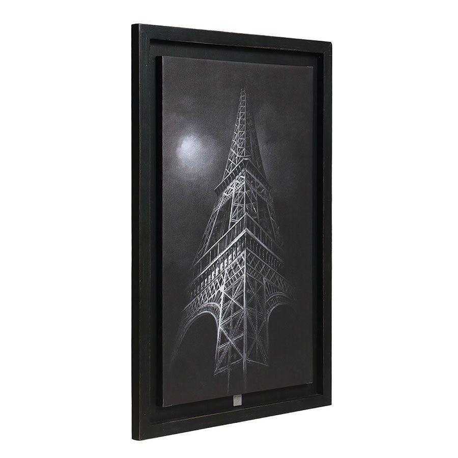 Toile monument tour Eiffel