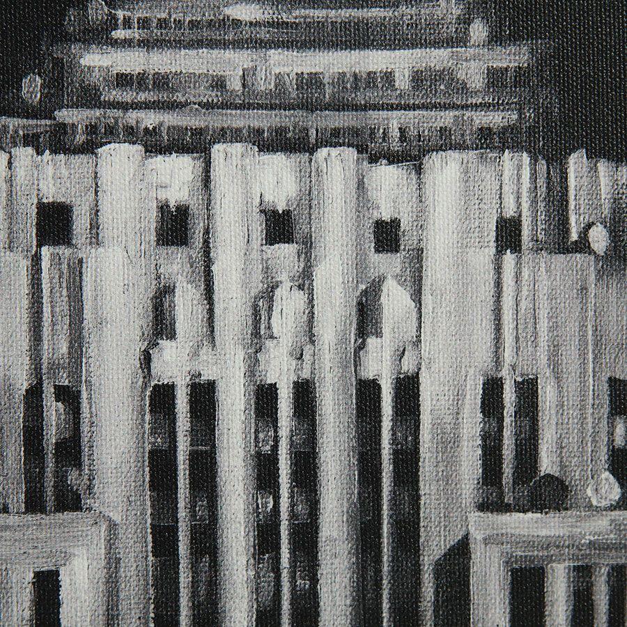 Toile monument