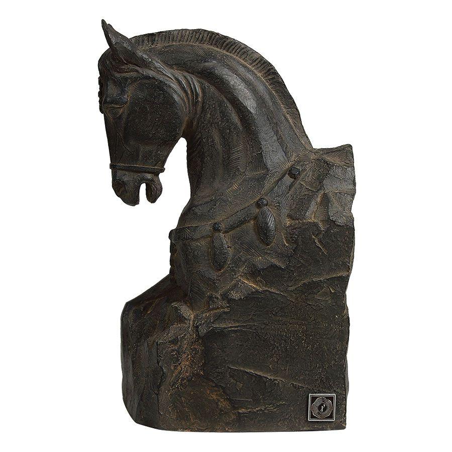 Statue cheval