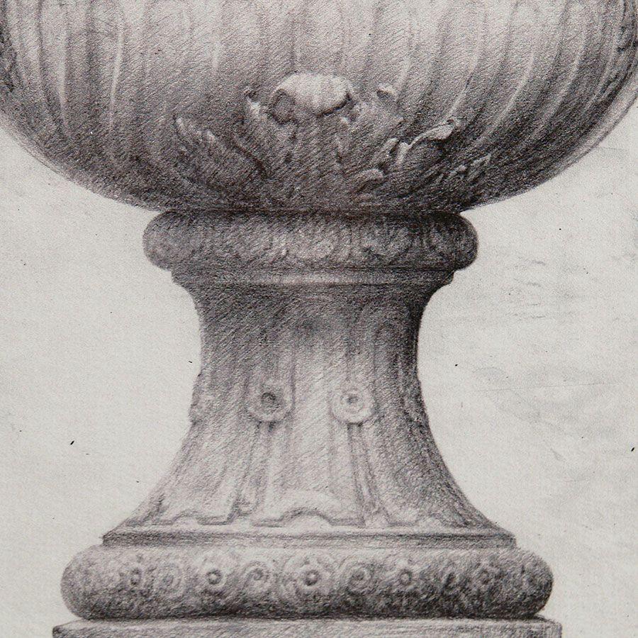 Tableau gravure Medicis 60X43