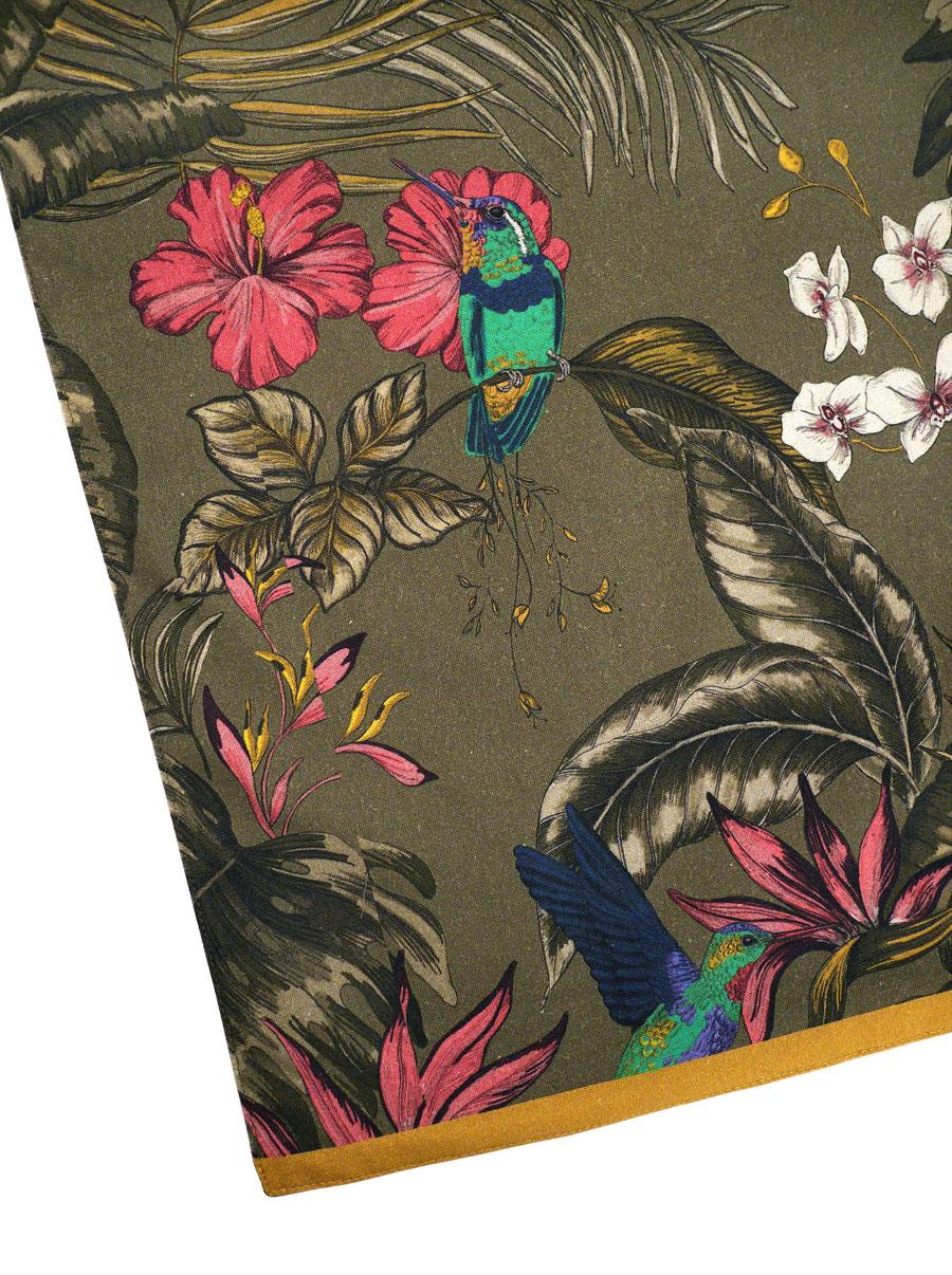 Chemin de table imprimé 50x180