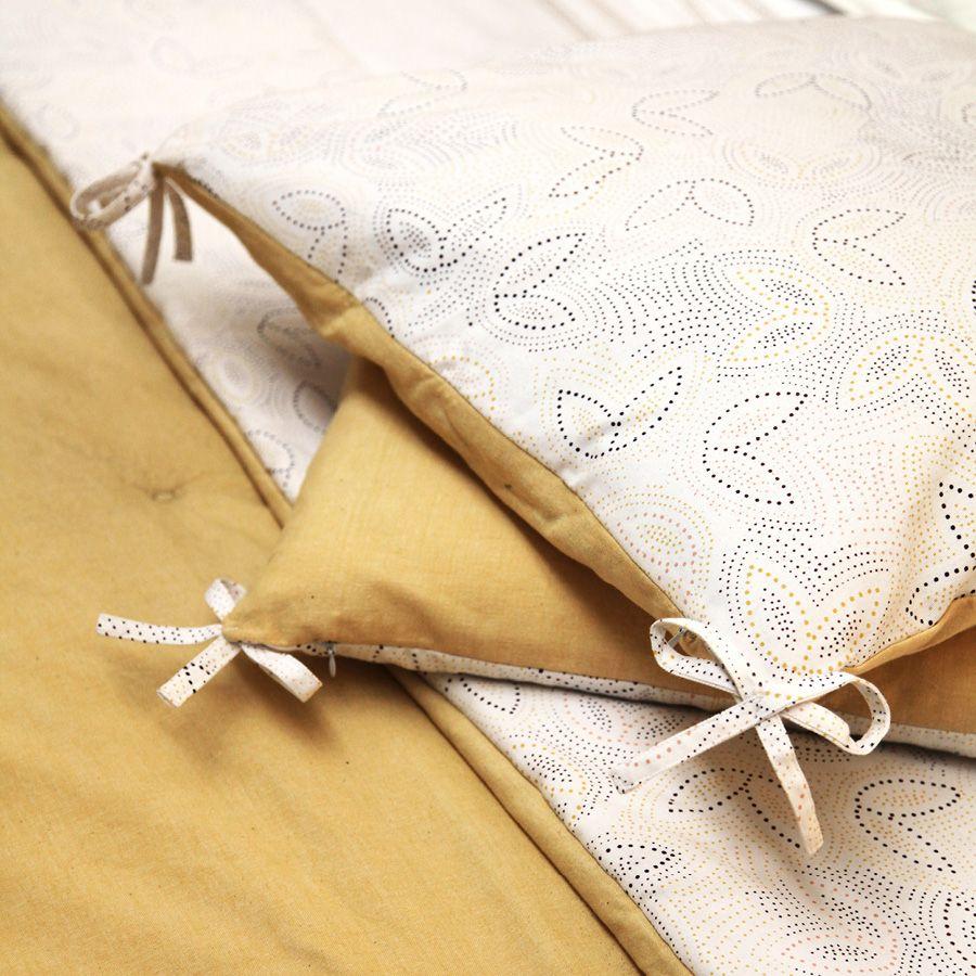 Boutis imprimé en coton 130x180 cm