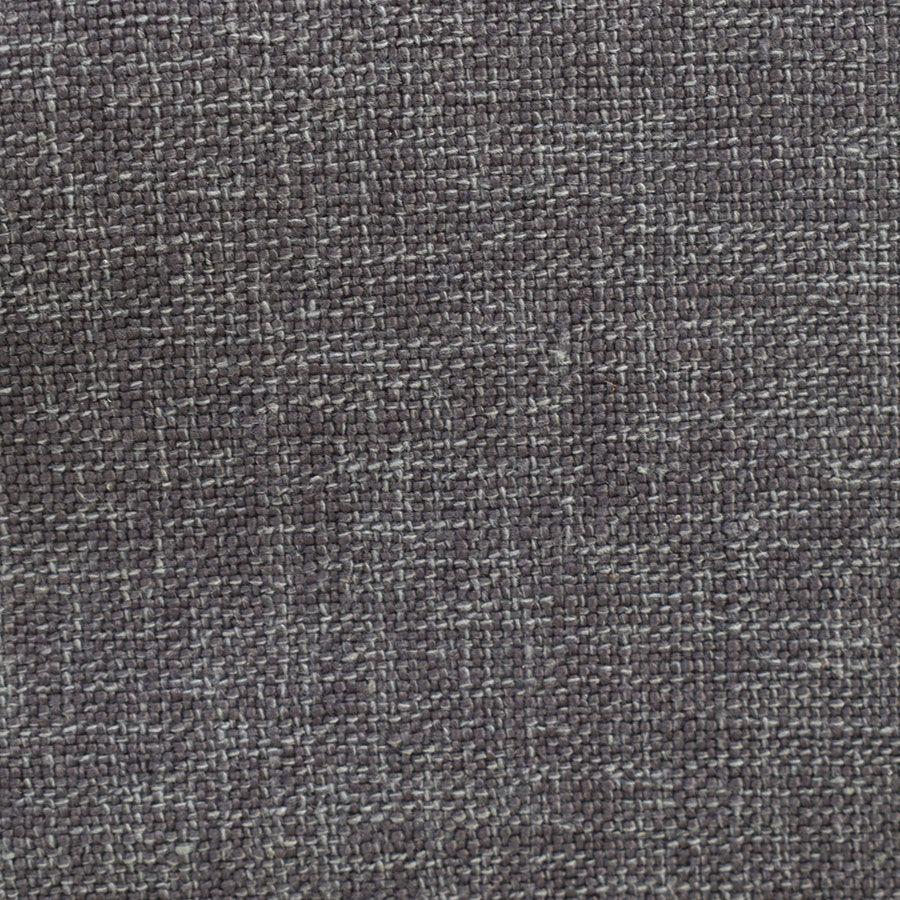 Fauteuil en tissu Gris Anthracite - Claridge