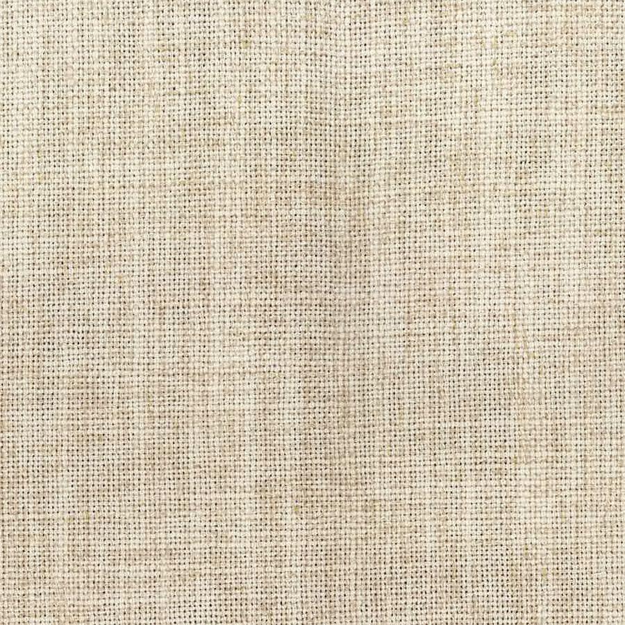 Canapé 2 places en tissu écru - Crowson