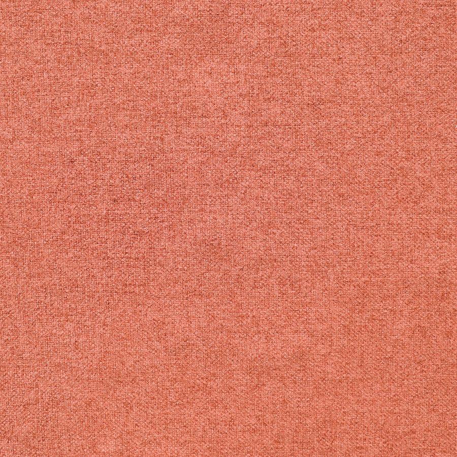 Canapé 2 places en tissu rose framboise - Crowson