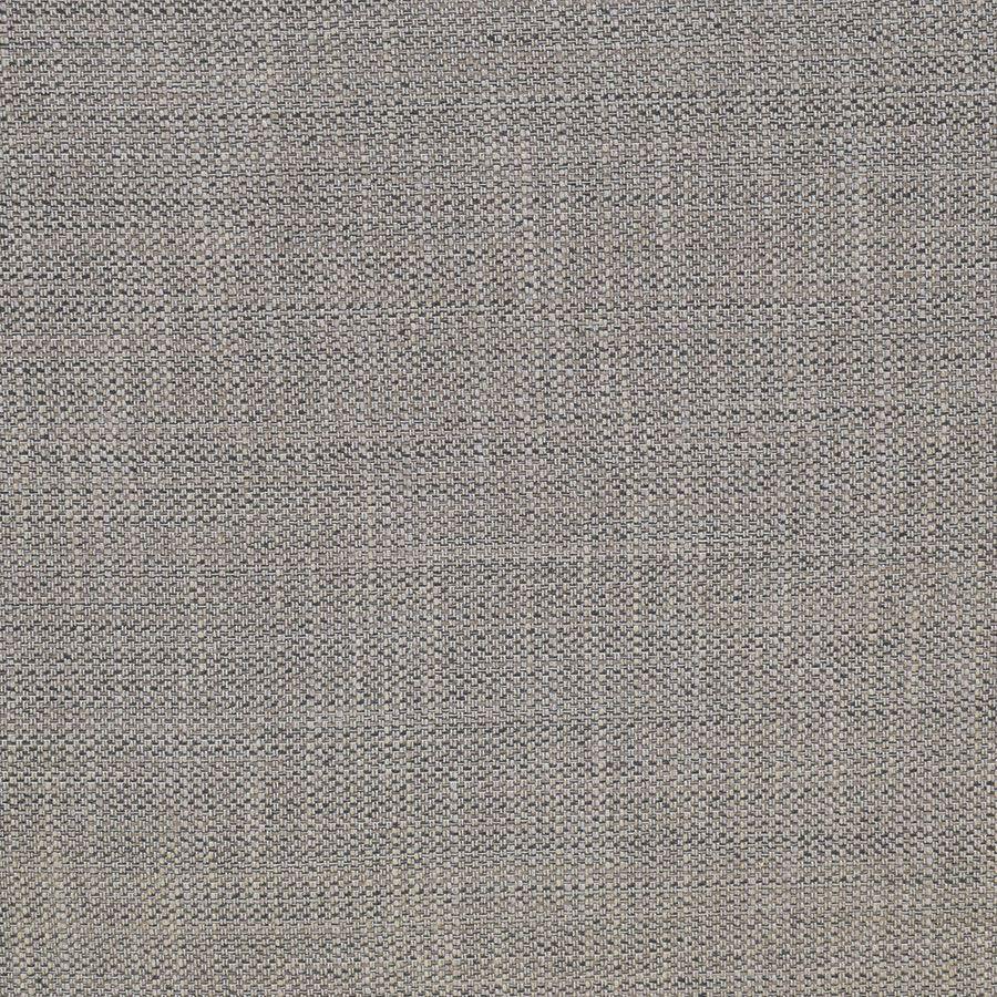 Canapé 2 places en tissu gris moyen - Crowson