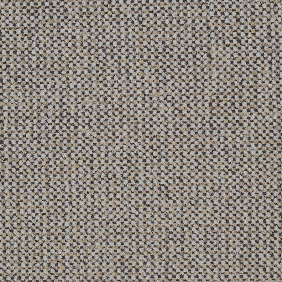 Canapé 2 places en tissu beige clair - Crowson