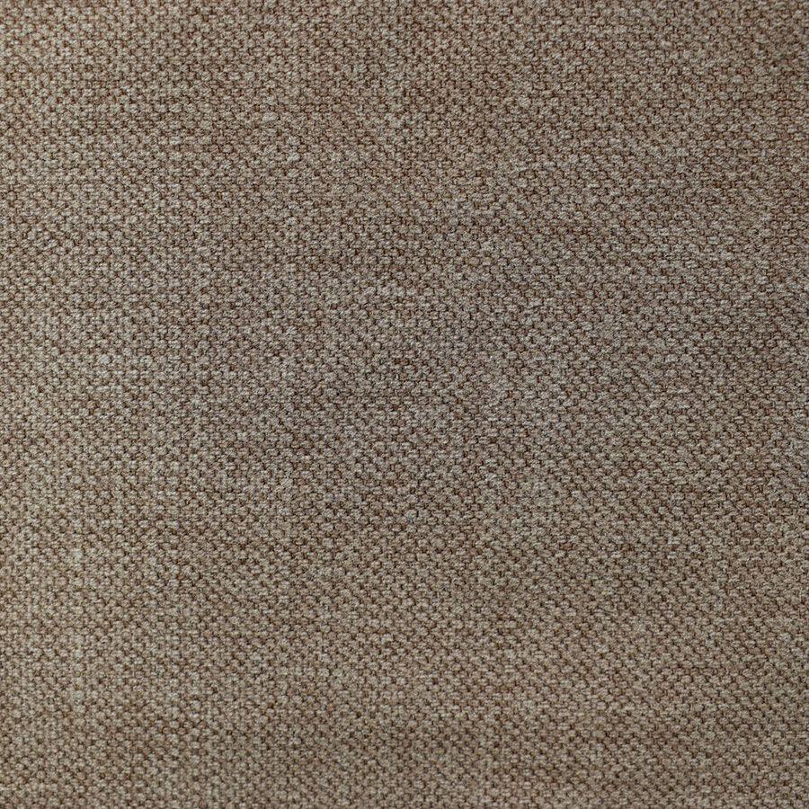 Canapé 2 places en tissu marron - Crowson