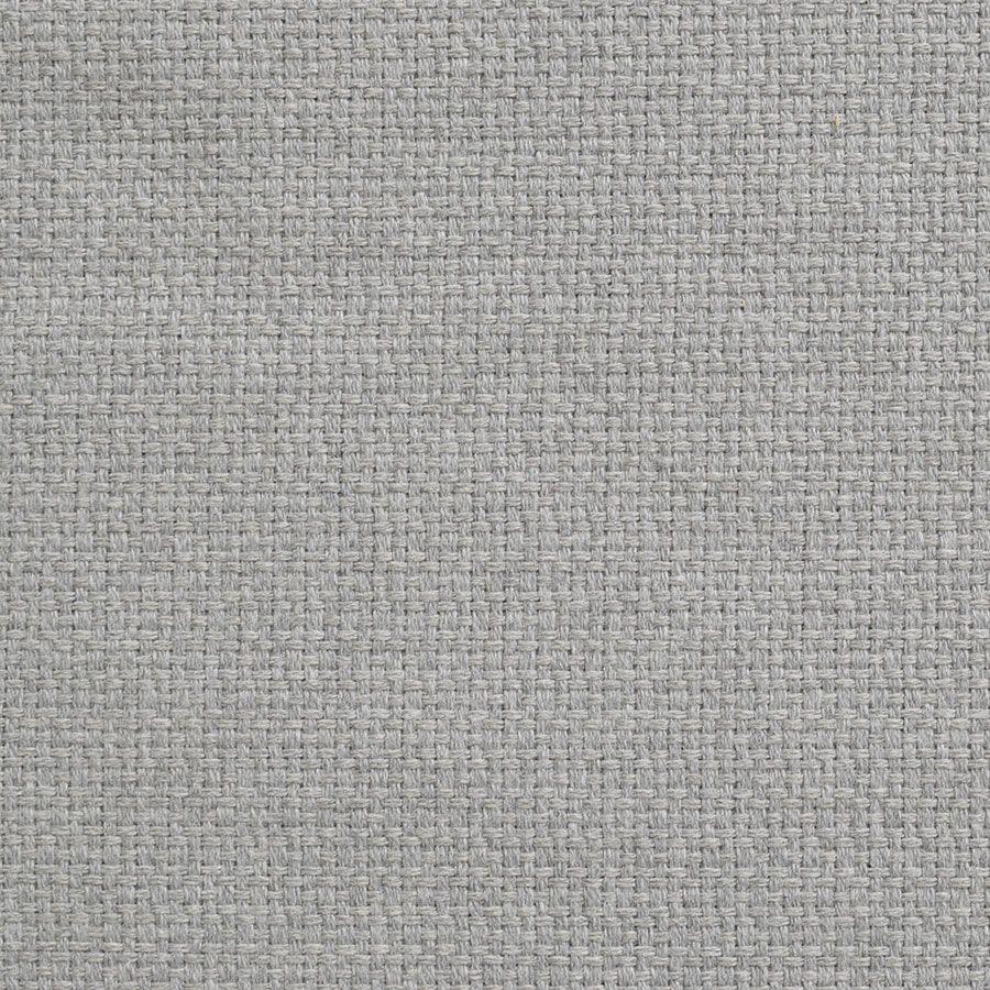 Canapé convertible 2 places en tissu gris clair - Crowson