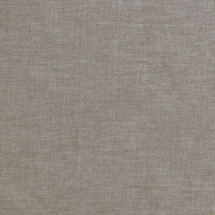 Fauteuil en tissu marron - Crowson