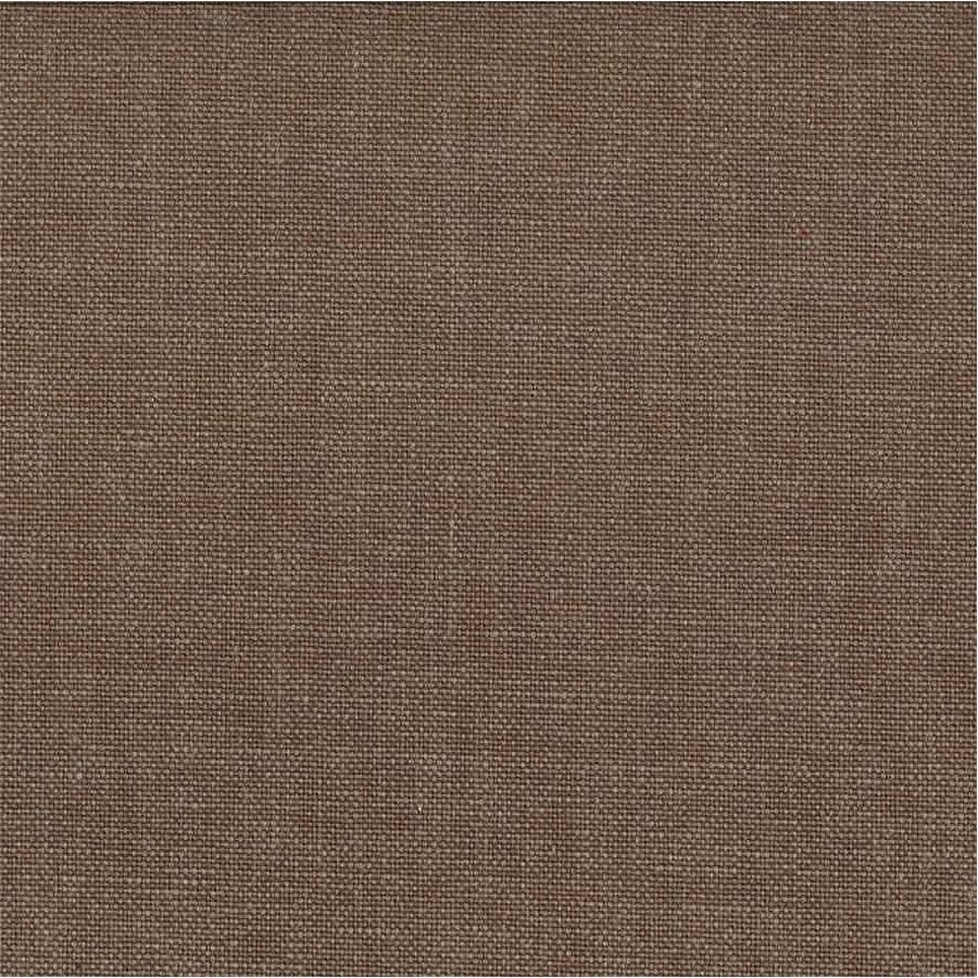 Canapé convertible 3 places en tissu brun noisette - Madison