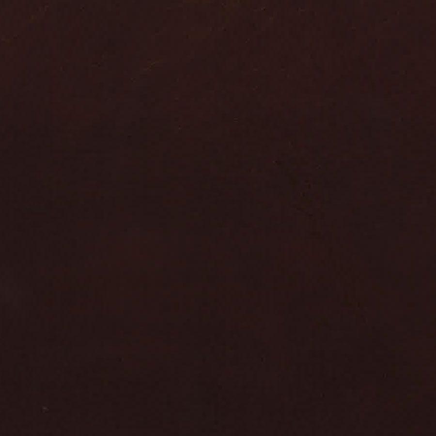 Fauteuil relax club en cuir marron foncé - Steed