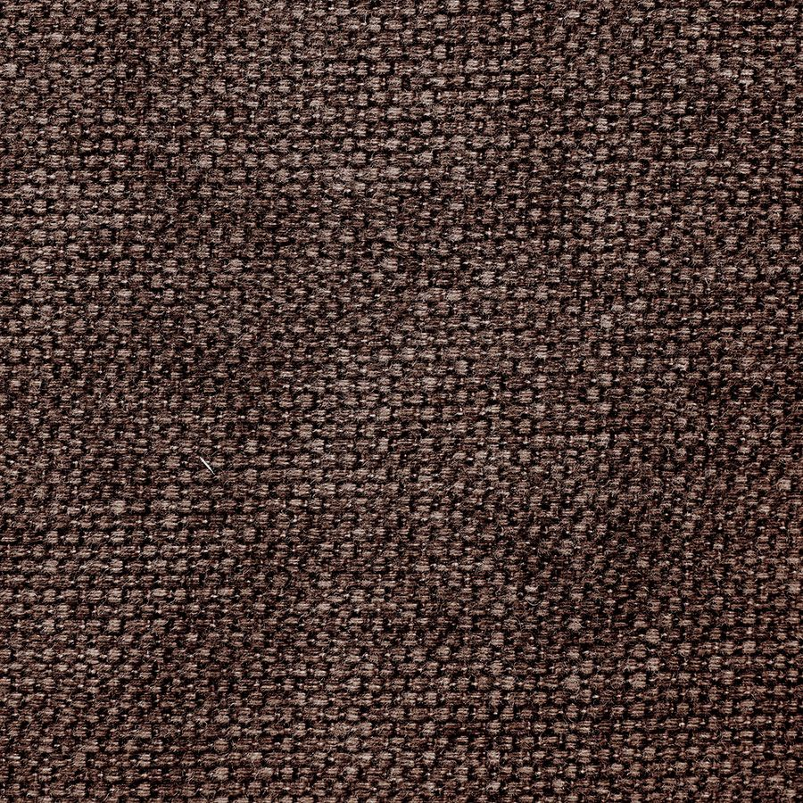 Canapé 2 places en tissu chocolat - Welsh