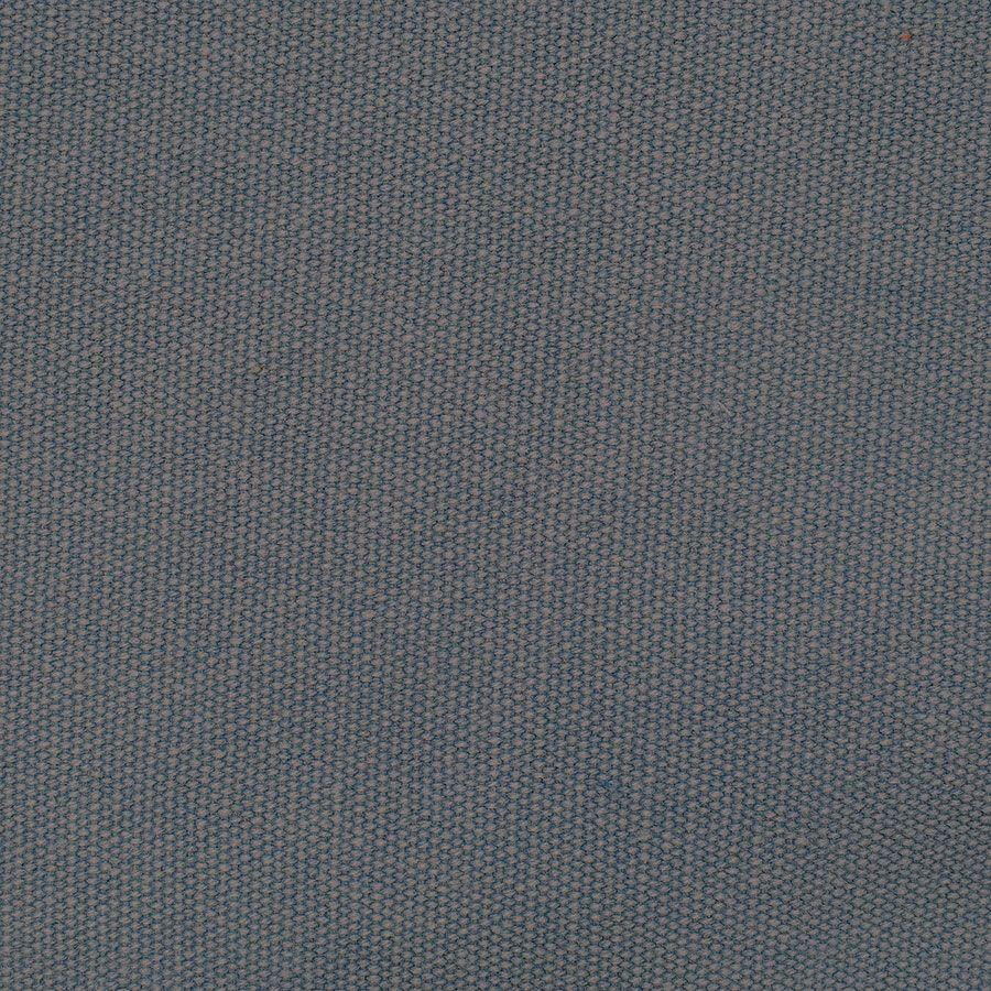 Canapé 4 places en tissu bleu orage - Welsh