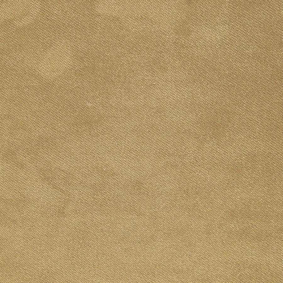 Canapé 4 places en velours jaune - Rivoli