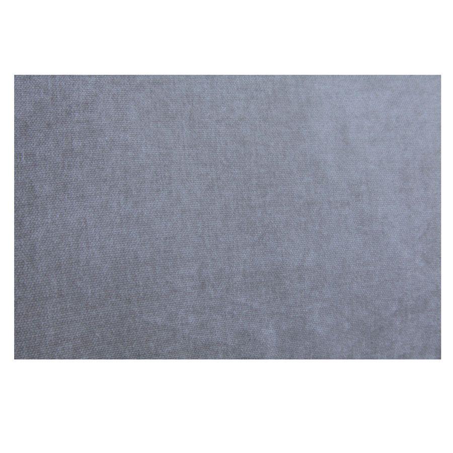 Canapé 3 places gris en tissu - Denver