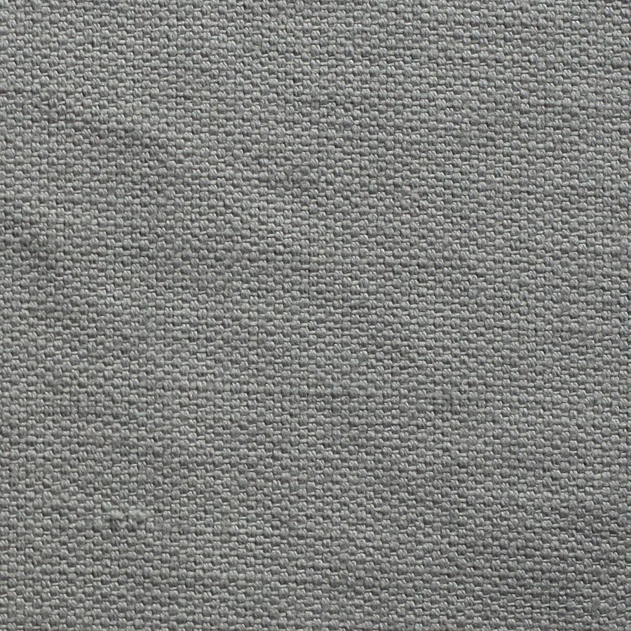 Fauteuil XL en tissu gris - Hudson