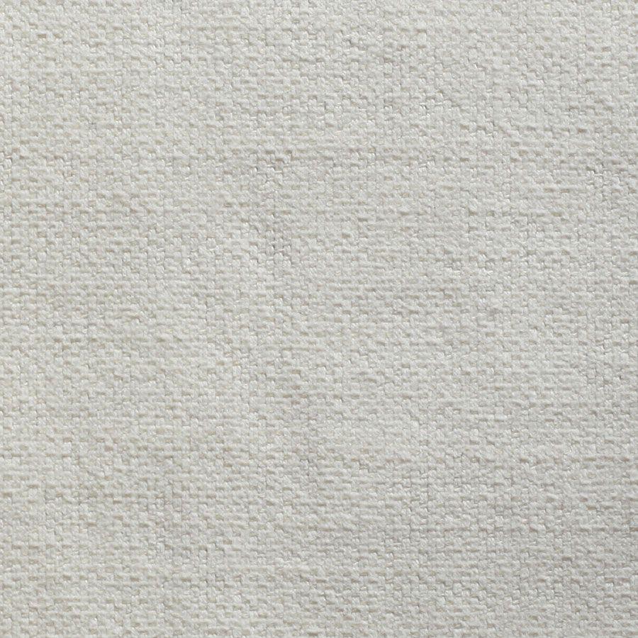 Canapé 2 places en tissu blanc cassé - Wilson