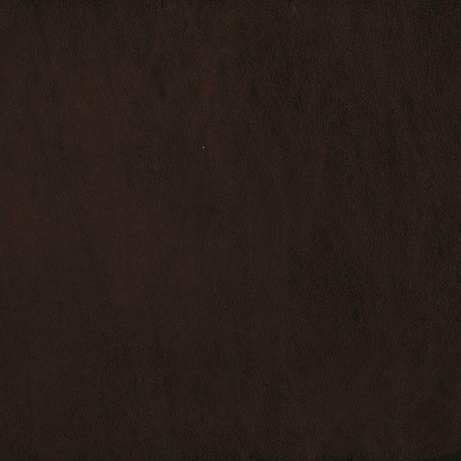 Canapé en cuir 3 places marron Riders Cocoa - Stanford
