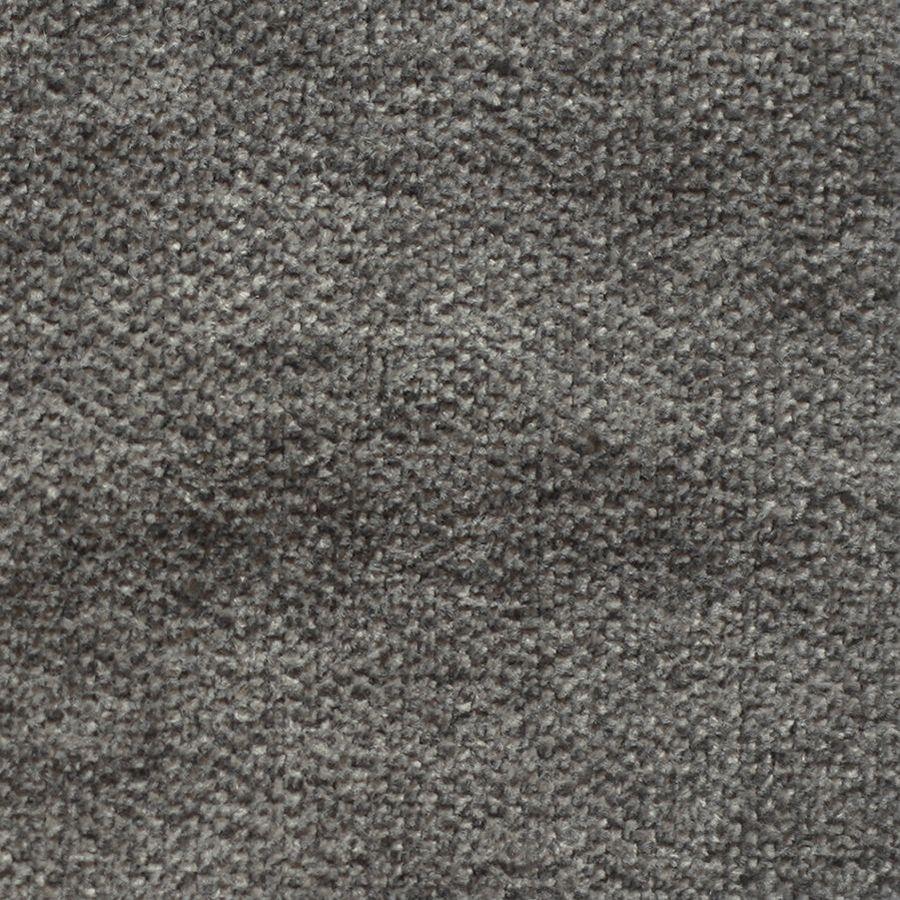 Module 1,75 places accoudoir droit en tissu gris - Syracuse