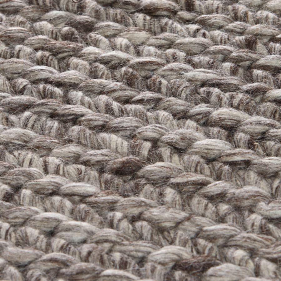 Tapis en laine tissé main 170x230 - Léon
