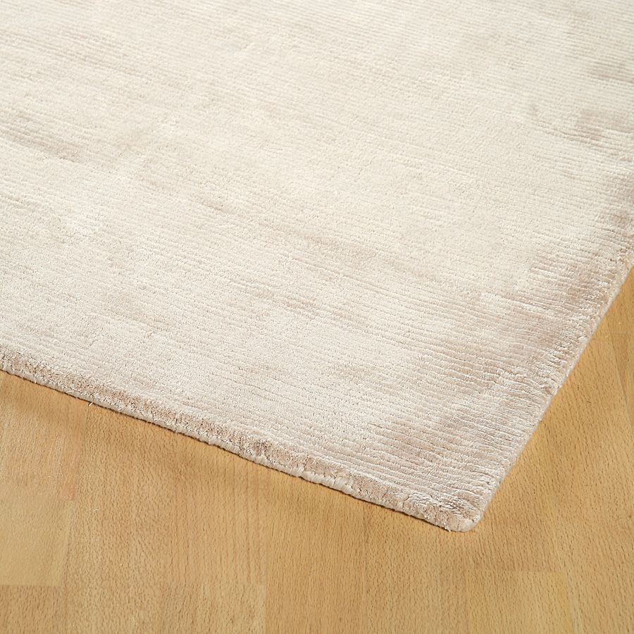 Tapis beige tissé main 170x230 - Harry