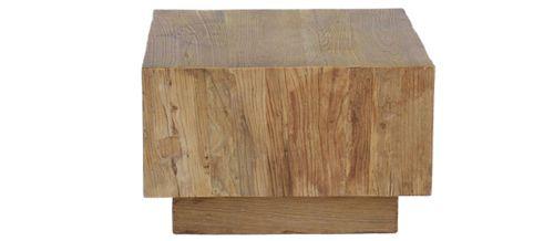 Table basse de petite taille