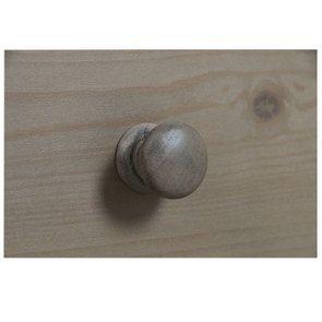 Commode de mercerie 22 tiroirs en épicéa brun fumé grisé - Natural - Visuel n°8